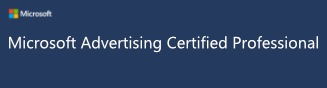 Microsoft Advertising Certified Professional Nijmegen